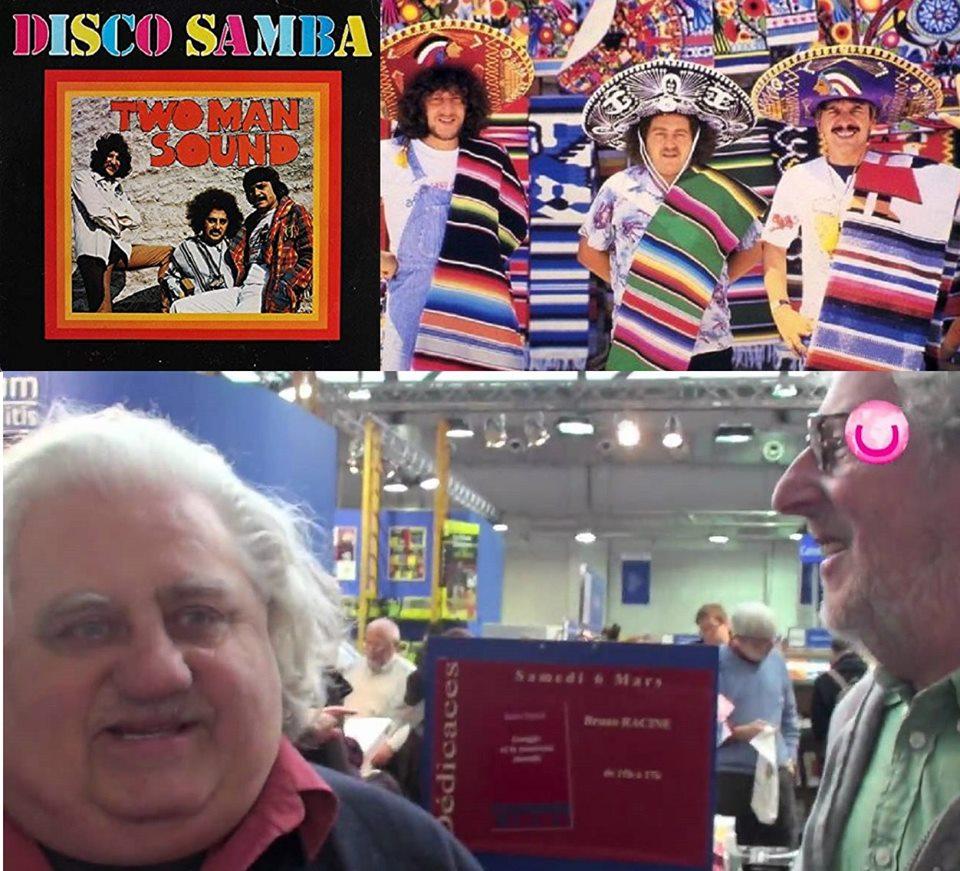 Disco Samba, Two Man Samba