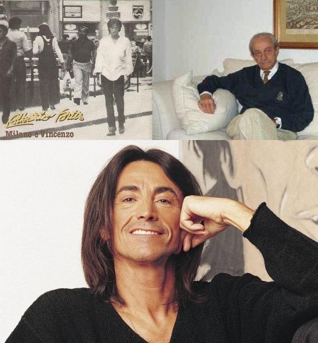 Alberto Fortis, Milano e Vincenzo, Vincenzo Micozzi