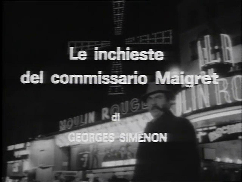 Gino Cervi, Maigret