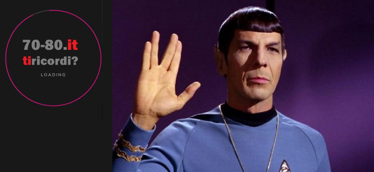 Mork & Mindy, Spock, Star Trek