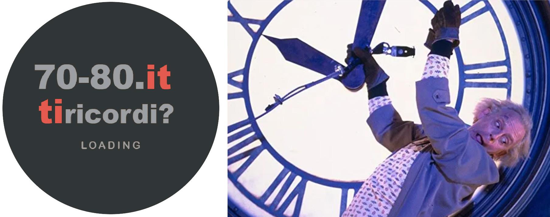Emmet Doc Brown orologio